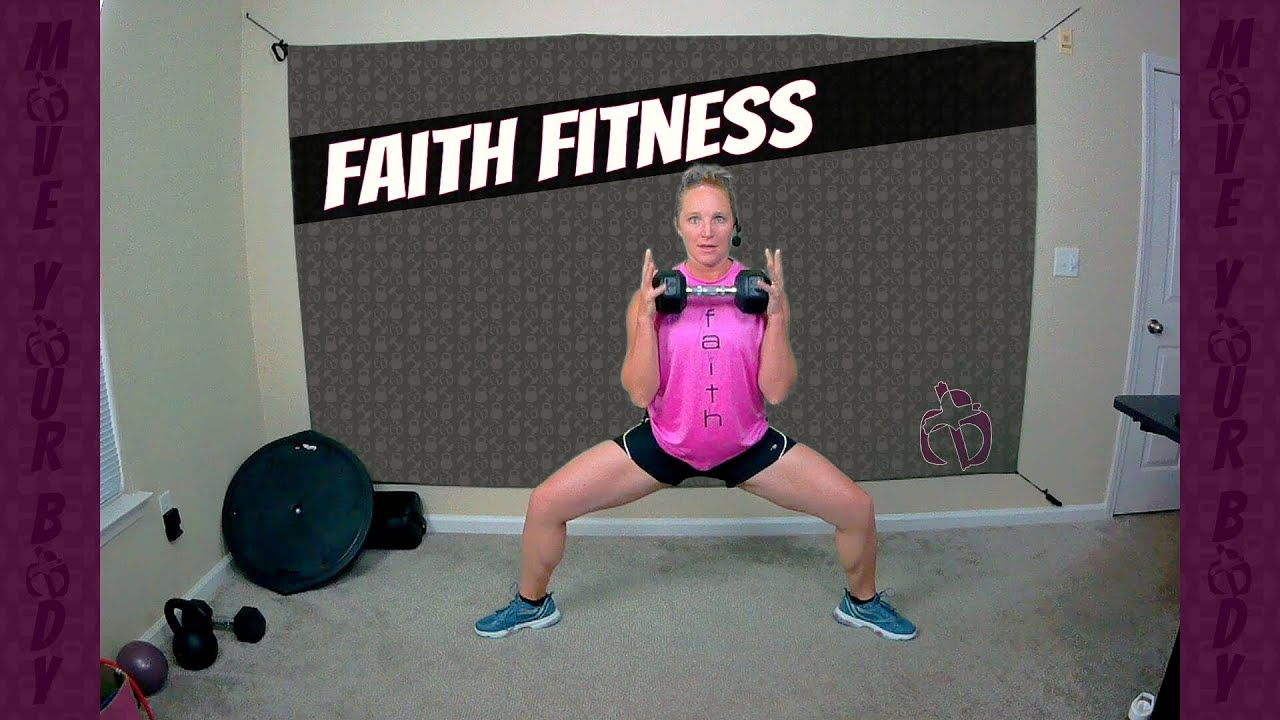 Read more about the article I Am His Workmanship — Strength HIIT