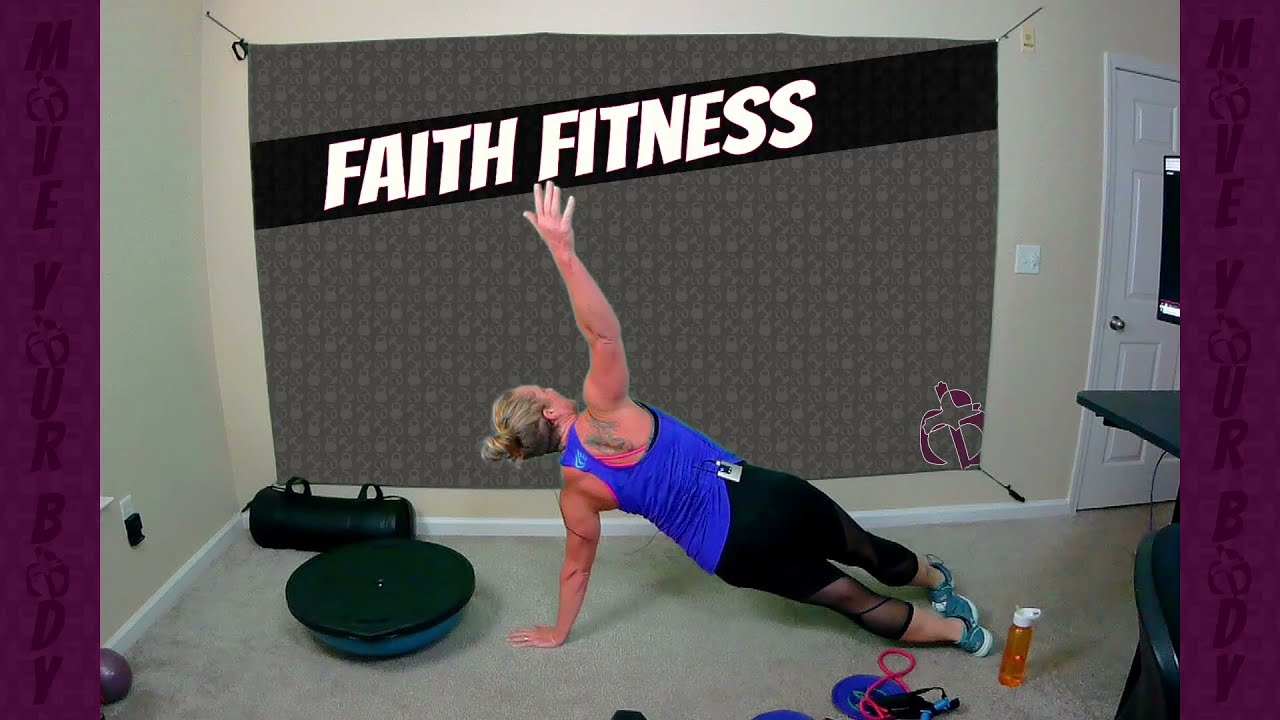 Read more about the article I Am God's Best Friend — Strength Boot-Camp