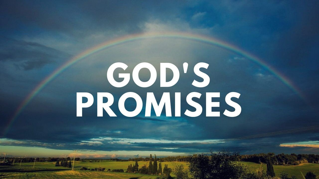 Read more about the article Fall 2021 Session — God's Promises